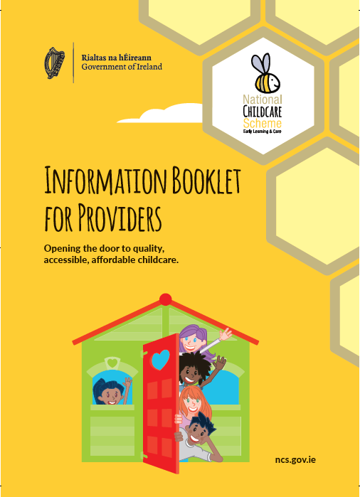 Information Booklet for providers
